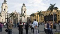 Small-Group Tour of Historical Lima City