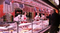 Old Lyon, Halles Bocuse Walking Culinary Tour with Tasting