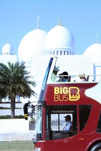 Big Bus Abu Dhabi Hop-On Hop-Off Tour Including Yas Island and Sky Tower