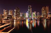 Big Bus Dubai by Night Tour Including Guide