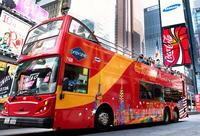 New York Sightseeing Hop-on Hop-Off with Shuttle from New Jersey Hotels