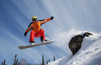 Ski or Snowboard Day Trip from New York City