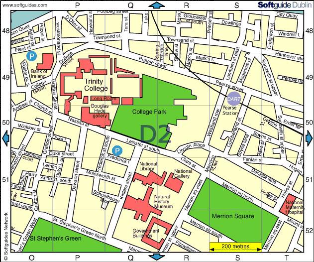 carte-localisation-de-la-ville-dublin