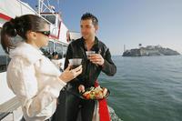 San Francisco Bay Twilight and Sunset Cruise