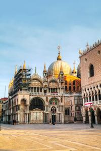 Visit St. Mark's Basilica