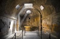 Semi Private Pompeii, Positano & Amalfi Coast Tour with Lunch Included