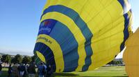 Hot-Air Balloon Flight Over Catalonia