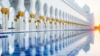 Abu Dhabi  City Tour From Sharjah