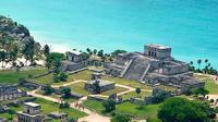 4-in-1 Adventure Tour: Playa del Carmen, Tulum, Coba and Cenote