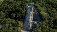 4x1 Tour: Tulum Ruins and Beach Break, Coba and Cenote