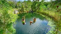 Cenotes Mayas Adventure from Cancun