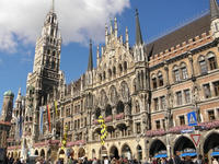 Private Munich Old Town Walking Tour