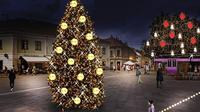 Eger Christmas Market and Castle visit