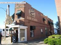 Sun Studios, Memphis*