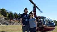 French Broad River Helicopter Flight