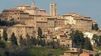 Day Trip from Rome: Tuscany Countryside & Brunello Wine Private VIP Tour Private Car Transfers