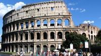 Skip the Line: Colosseum & Ancient Rome Private walking tour with a Lic