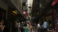 Laneways Walking Tour of Melbourne Including Chocolaterie