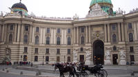 Private All Day Vienna Tour From Budapest