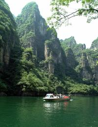 All-Inclusive Private Day Trip to Longqing Gorge and Guyaju Caves plus Seasonal Activities