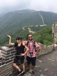 Beijing Mutianyu Great Wall Private Day Trip with English Speaking Driver