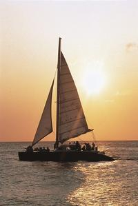 Grand Cayman Sunset Catamaran Sail