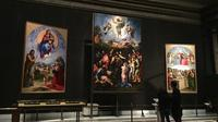 Pinacoteca Vaticana (Art gallery) Sistine Chapel private tour