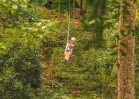 Puerto Vallarta Combo Tour: UTV, Rappelling and Zipline Canopy Tour