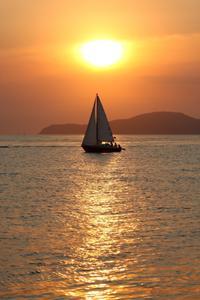 Sunset Sailing on Banderas Bay