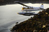 San Francisco Seaplane Flight and Alcatraz Tour