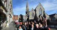 The Dublin City Walking Tour