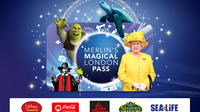 Magical London Pass Including Madame Tussauds London, The London Eye, SEA LIFE London, The London Dungeon and Shreks Adventure! London