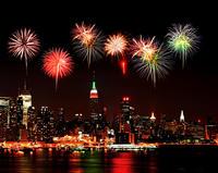 Crucero de Circle Line en la ciudad de Nueva York para la víspera de Año Nuevo