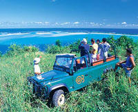 Papeete Inner Island Full-Day Jeep Safari