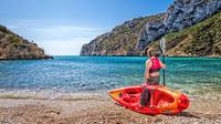 Guided Kayak Tour Of Playa De La Granadella