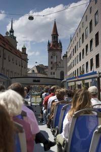 Munich City Hop-on Hop-off Tour