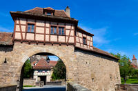 Romantic Road, Rothenburg and Harburg Day Tour from Munich