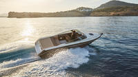 Private Boat Cranchi 26 and Skipper Hire in Ibiza