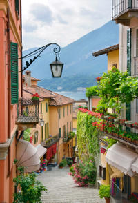 Explore the picturesque town of Bellagio on your Lake Como Day Trip!