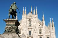 Milan Half-Day Sightseeing Tour with da Vinci