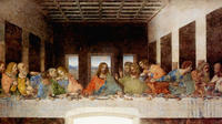 Milan Half-Day Sightseeing Tour with da Vincis The Last Supper with Hotel P