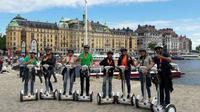 Stockholm City Tour On Wheels