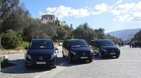 Athens Private Transfer: Central Athens Hotel to Piraeus Port Private Car Transfers