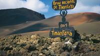 Bus to Timanfaya National Park