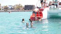 Catamaran Sailing Day in Fuerteventura