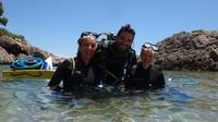 Guided Beginners Diving Session in Mallorca
