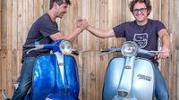 Lambretta Bike Tours in Mallorca