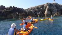 Rent a kayak in Menorca