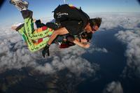 Skydiving in Gran Canaria