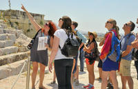 The Acropolis, Ancient Agora and Attalos Museum Small Group Walking Tour